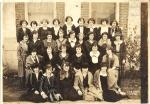 Sorority sisters (ZTA) at University of Texas, circa 1924