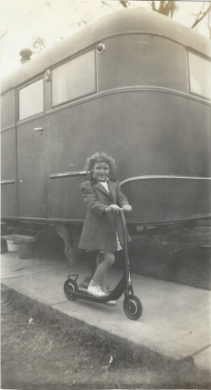 1943 Linda trailer in Austin