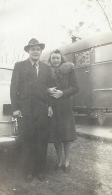 1943 TM WJM trailer in Austin