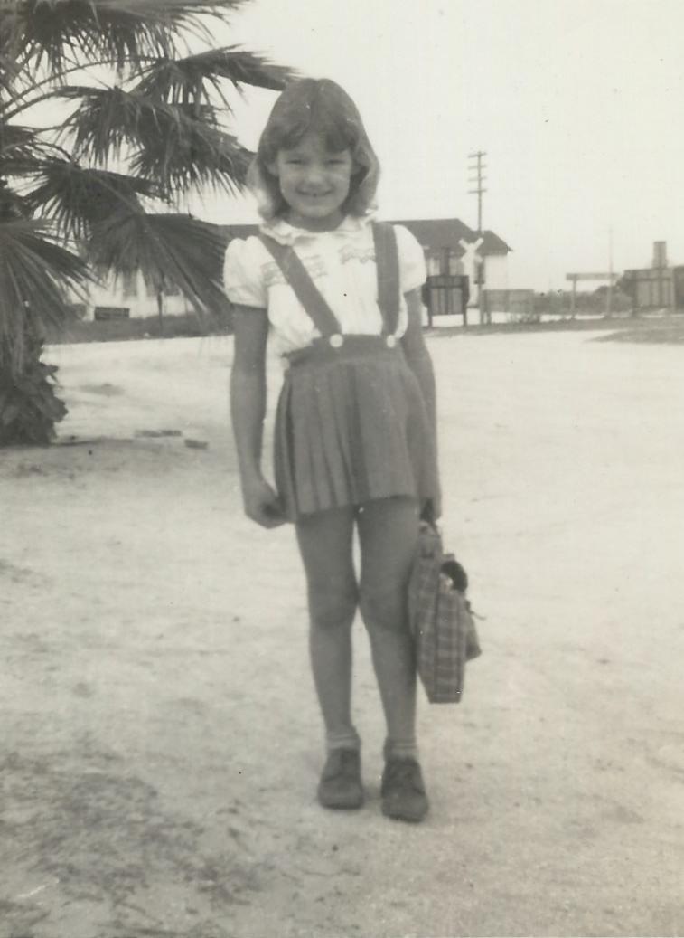 1944 LDM 1st day of school