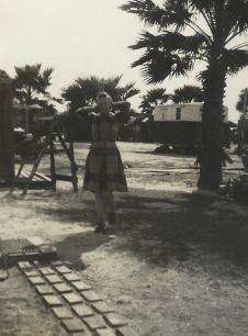 1944 WJM North Beach Trailer Park
