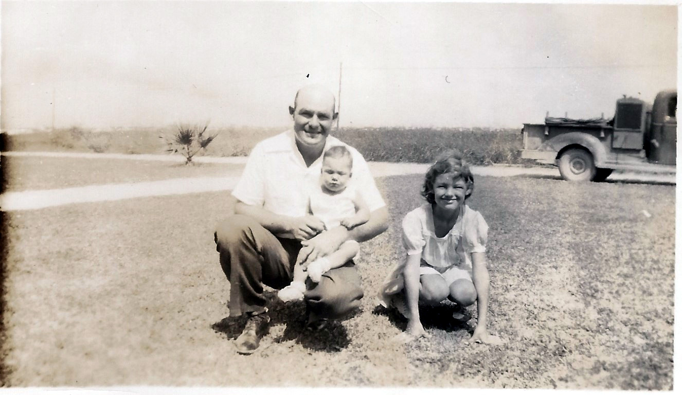 1946 Moore family