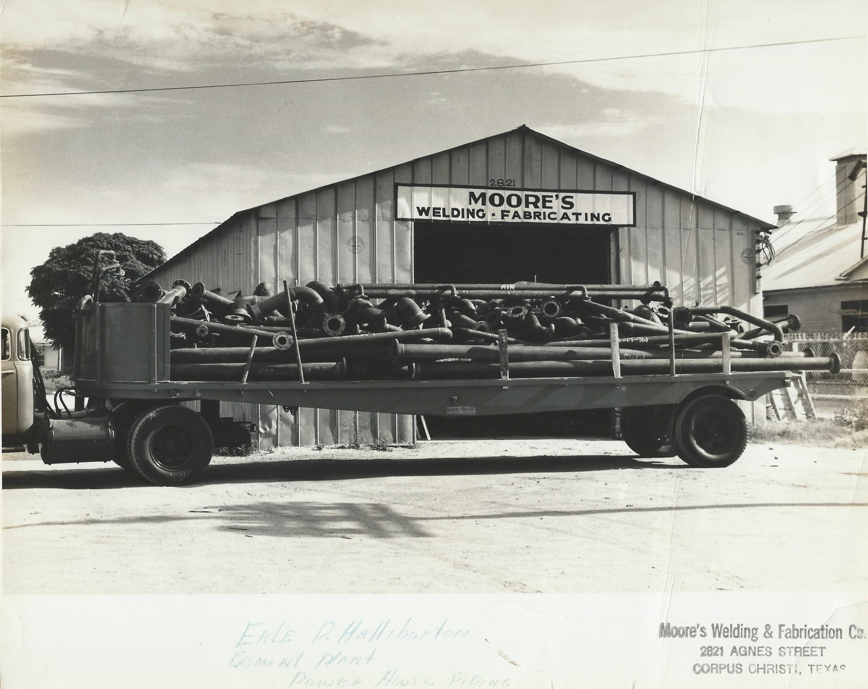 1949 Moore's welding